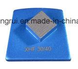 Sapatas de moedura concretas C05 do Trapezoid