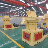 Macchina di legno della pallina della biomassa automatica economizzatrice d'energia