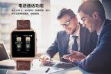 Reloj Anti-Perdido monitor elegante Smartwatch de la tarjeta del ritmo cardíaco del reloj X7 de Bluetooth SIM