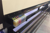 10 pies de Sinocolor Sj1260 Eco de máquina solvente de la impresora con las cabezas de impresora de Epson Dx7