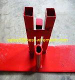 Borracha recicl que cerc o bloco da cerca dos pés/metal/carrinhos plásticos da cerca
