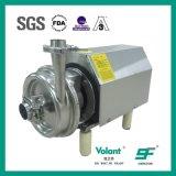 Pompe centrifuge sanitaire d'acier inoxydable pour l'eau, lait, vin