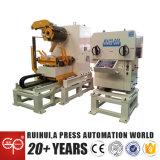 Hecho en la enderezadora y el alimentador autos 3 del metal de China en 1 máquina (MAC2-500)