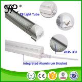 Integrierte T8 Pflanze der Form-LED wachsen helles Gefäß
