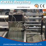 Película de PE/PP que recicl a linha de granulagem/máquina de recicl plástica da extrusão