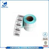 Escrituras de la etiqueta de papel adhesivas promocionales de las etiquetas engomadas