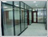Glace isolante isolée Inférieure-e en verre creux pour le mur rideau/guichet
