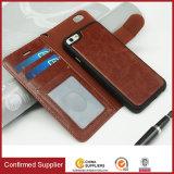 Оптовая продажа случая бумажника сотового телефона случая бумажника мобильного телефона универсальная