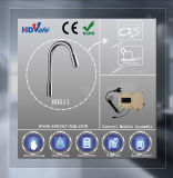 Torneira automática aprovada certificado do Faucet do sensor do Washbasin do toque do bronze de RoHS do Ce não