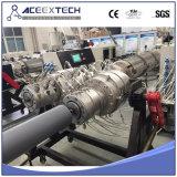 linha de produção da tubulação dobro do PVC de 160mm