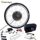 kit eléctrico de la bicicleta del motor del engranaje de 250W 350W 500W