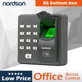 Impronta digitale Fr-V5 & controllo di accesso autonomo di identificazione (impronta digitale, scheda, parola d'accesso)