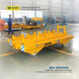 1-300 тонна подгоняла вагонетку переноса рельса груза для сталелитейнаяа промышленность