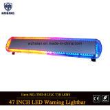 Luz de advertencia del vehículo del estroboscópico del LED en color ámbar