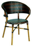 Стула рукоятки мебели сада стула взгляда Париж стул Bamboo французский Wicker