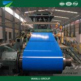 Самое лучшее покрынное качество гальванизировало катушку Prepainted PPGI/PPGL стальную