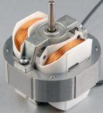 motor protegido C.A. do pólo do fio do tanoeiro para o calefator de ventilador