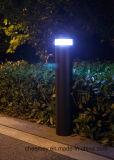 Indicatore luminoso solare della colonna di ormeggio del LED per il giardino