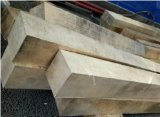 Legering van het koper 2.0966 de Staaf van het Brons van het Aluminium C63000