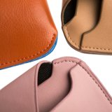 2017의 새로운 본래 디자인 Muti 기능 색안경 Eyewear 간단한 패턴 PU 승진으로 연약한 상자 핸드백