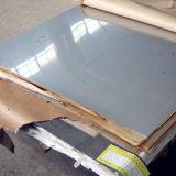 310 aplicó las placas con brocha de acero inoxidables
