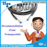 Tubo flessibile di gomma idraulico di alta qualità di Transportide
