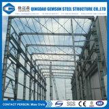 중국 공급은 강철 구조물 작업장 건물 헛간 창고를 조립식으로 만들었다