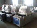 Linha de produção da máquina para produzir portas e Windows do PVC
