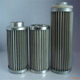 Elemento de filtro industrial plissado do engranzamento do aço inoxidável