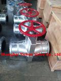Válvula de preensão pneumática padrão API