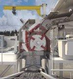 De Maalmachine van het Effect van het kalksteen, de Maalmachine van het Effect van de Installatie Quaary