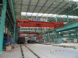 Il gruppo di lavoro della struttura d'acciaio Cranes 5 tonnellate 10 tonnellate che alzano Equioments
