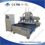 Oberseite-Verkauf Multi-Köpfe Holzbearbeitung CNC-Maschine 1325 in Indien
