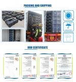 Goedkope Unidirectionele Doorgang 1200*1100 die Hotsale Nestable Plastic Pallets verscheept