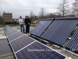 10年の保証圧力ソーラーコレクタ(EN12975)