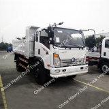 Mini camion à benne basculante léger de Sinotruk 4X2, camion- à vendre