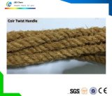 Jute de papier Coir pp Cotton Rope Handle pour Paper Bag