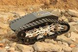 Chassi de borracha da trilha da estrutura da trilha da esteira rolante/veículo todo-terreno (K02SP8MCAT9)