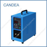 Máquina de aquecimento de alta freqüência 5kw da indução a 100kw 30-80kHz