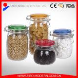 Hermetic Food Glass Jar Vente en gros / Verre Sealed Jar
