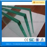 Estufas de vidro transparentes Tempered desobstruídas lisas