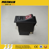 Interruptor posterior Jk931-01dy 4130000503 del Botón-Interruptor 4130000491/Rocker de la iluminación de los recambios del cargador de Sdlg LG936/LG938/LG956L/LG968
