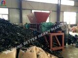 Hölzerne Ladeplatte/Plastikladeplatten-Reißwolf-Hersteller