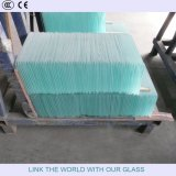 5mm Nashiji Patterned Glass Louver Glass for Window