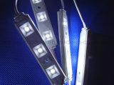 New5050 modulo DC12V dell'iniezione 3 LED impermeabile