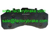 Garniture de frein de camion Wva 29202/29253/29087/29179/29267/29108