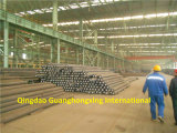 ASTM 1020, ASTM 1045, S20c, acciaio rotondo del carbonio laminato a caldo di S45c
