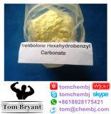 Het hoogste Poeder Hexahydrobenzyl van de Rang van het Carbonaat van Trenbolone (Parabolan) + Sterk Effect