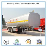 Tanker-Schlussteil der Qualitäts-45cbm Fule mit 3 Wellen