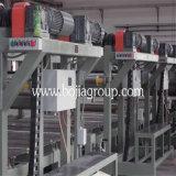 Конвейерная при пояс ткани отжимая оборудование